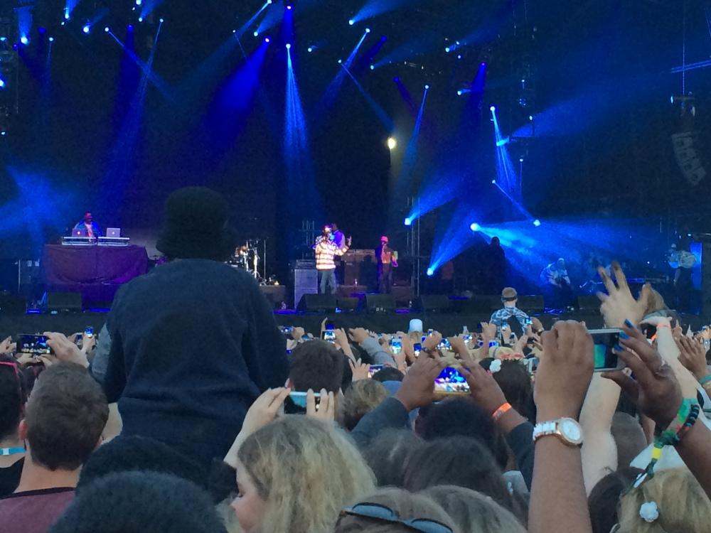 Snoop Dog Parklife Festival