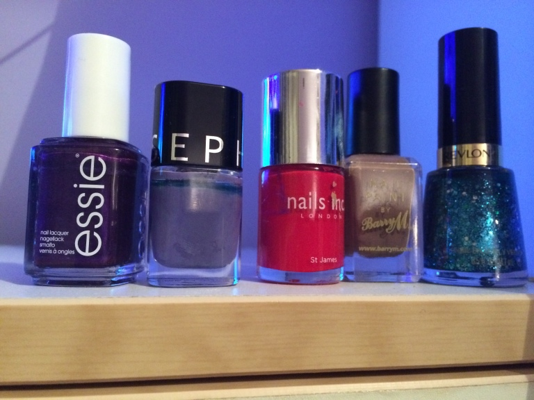 Nail varnishes for autumn 2014