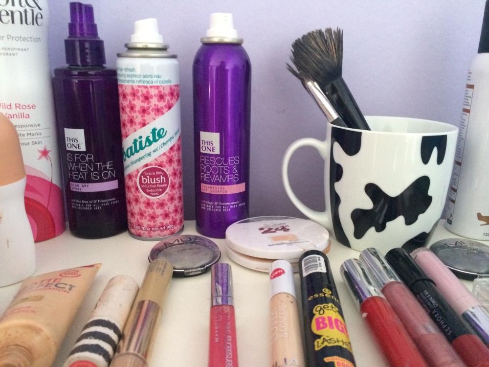 Lip glosses make up