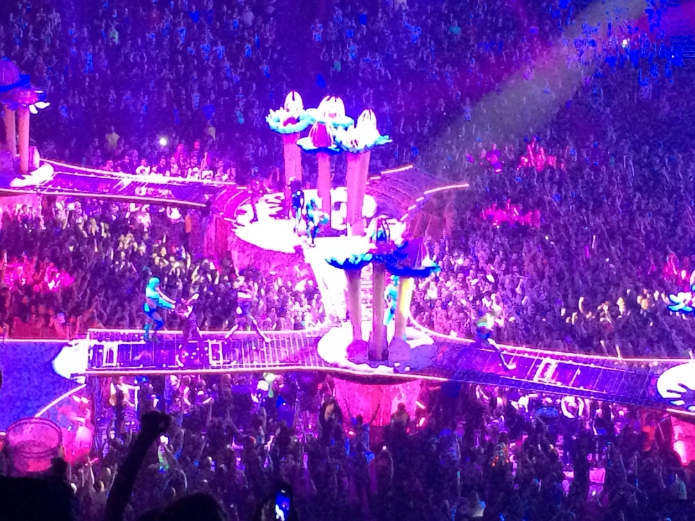 Lady Gaga in Manchester 2014