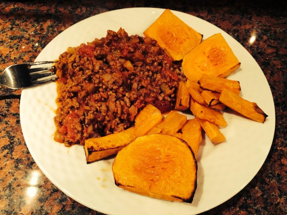 Homemade meals