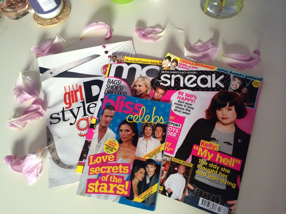 Blogs V Magazines: What does the future hold